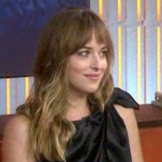 Dakota Johnson and Jamie Dornan Today Show Interview