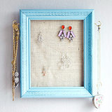 Photo Frame Jewelry Hanger