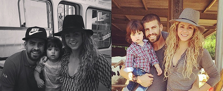 Shakira's Day in the Country With Her Family Is Too Cute