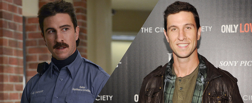 OITNB's Pablo Schreiber Is Really Hot Without That Pornstache