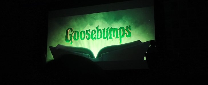 Goosebumps Is Back From the '90s to Haunt You