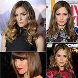 Rose Byrne Best Hair Beauty Makeup Looks