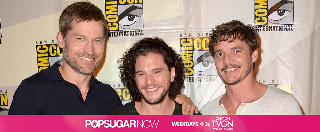 Today on POPSUGAR Now: All the Highlights From Comic-Con