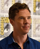 They screamed for Benedict Cumberbatch at Comic-Con