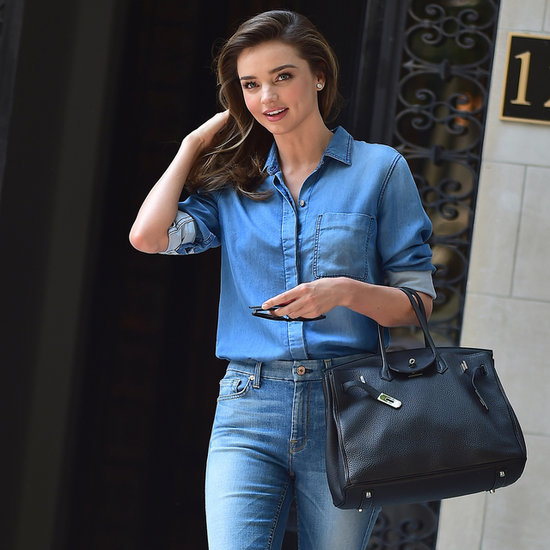 You'll Never Guess How Long It Takes Miranda Kerr to Get Ready