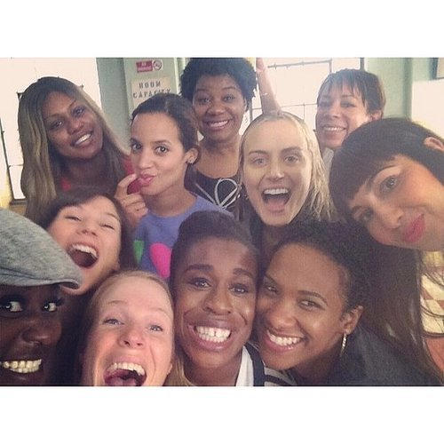 Orange Is the New Black Season 3 Behind-the-Scenes Pictures