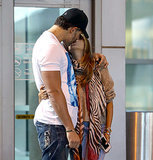Sofia Vergara Kisses Joe Manganiello in Miami Before a Family Dinner: Sexy PDA Pictures