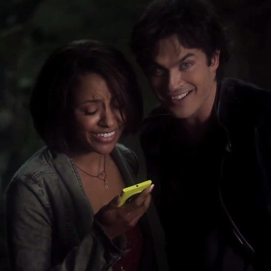 This Is the Most Hilarious Video About Damon & Bonnie's Fate on The Vampire Diaries