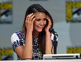 But Nina Dobrev Has Different Ideas