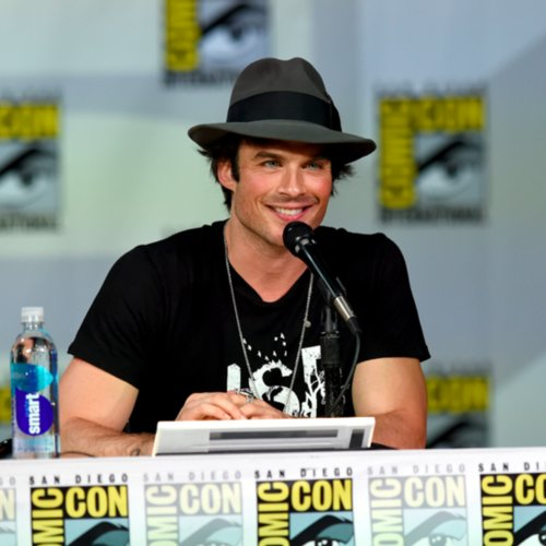 The Vampire Diaries at Comic-Con 2014