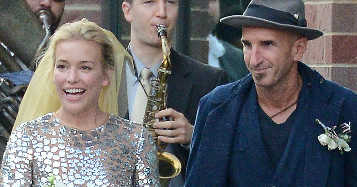 Piper perabo got married on saturday junglespirit Choice Image