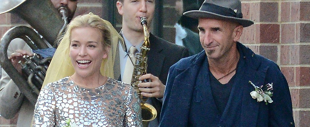 Exclusive: Piper Perabo Is Married — See Her Wedding Pictures!
