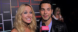 "Anna Camp Calls Skylar Astin the ""Master of All Boyfriends"""