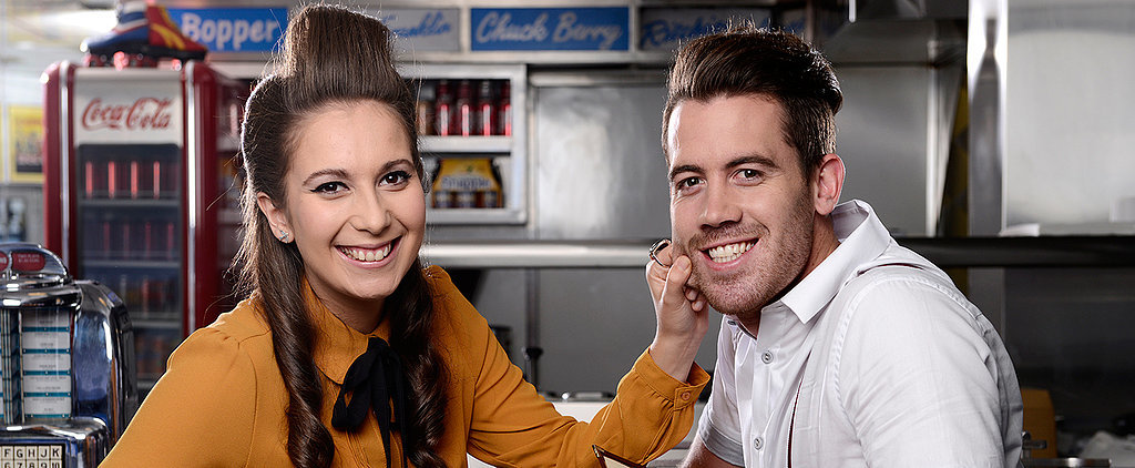 A Cute Pre-MasterChef Grand Final Chat With Top 2 Laura and Brent