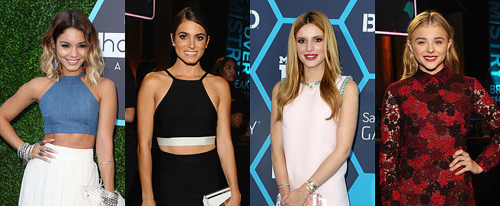 Which Star Brought the Freshest Look to the Young Hollywood Awards?