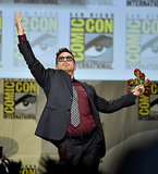 The Avengers assemble at Comic-Con 2014
