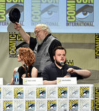 Game Of Thrones blooper reel and Season 5 cast additions at Comic-Con