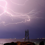 Your Real Risk of Lightning Strikes at the Beach