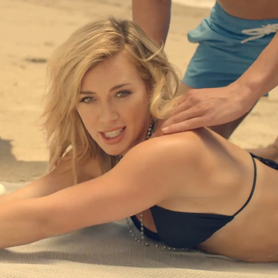 Hilary Duff New Song Chasing The Sun Film Clip