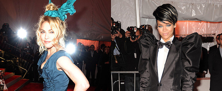 Madonna May Have Stolen Rihanna's Biggest Fashion Moment Ever
