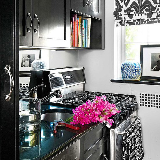 8 Ways to Stop Hating Your Small Kitchen
