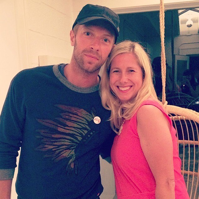 Chris Martin Photos