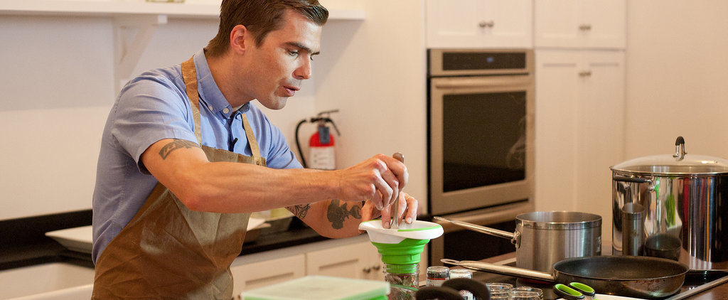"""Hugh Acheson: """"Canning Is a Gateway to Getting People to Cook"""""""