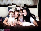 Meet Justin Moore's Newborn Daughter Klein