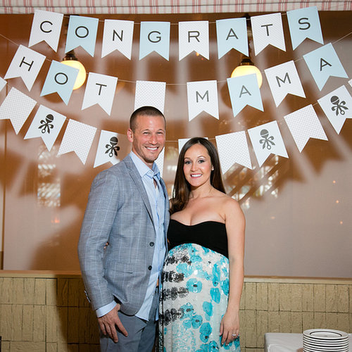 Ashley Hebert and JP Rosenbaum's Baby Shower