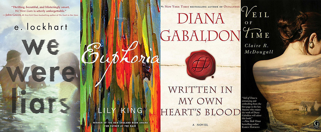 125 of the Year's Best Books (So Far)