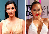 "Kim Kardashian Stands up for Brother Rob Kardashian, Slams Adrienne Bailon for ""Kicking him When he is Down"""
