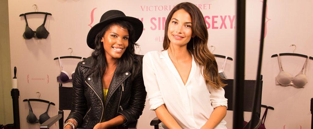 What Is Sexy? Watch Our Victoria's Secret Google+ Hangout to Find Out!