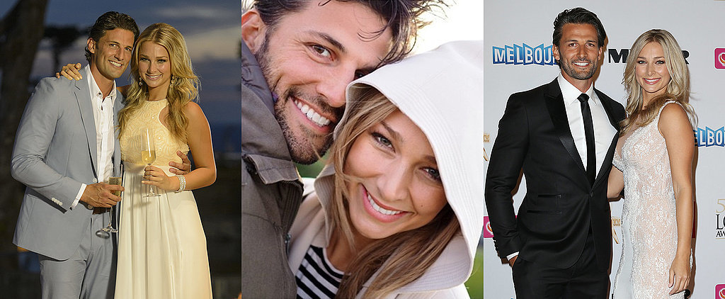 Look Back at Tim Robards and Anna Heinrich's Love Story