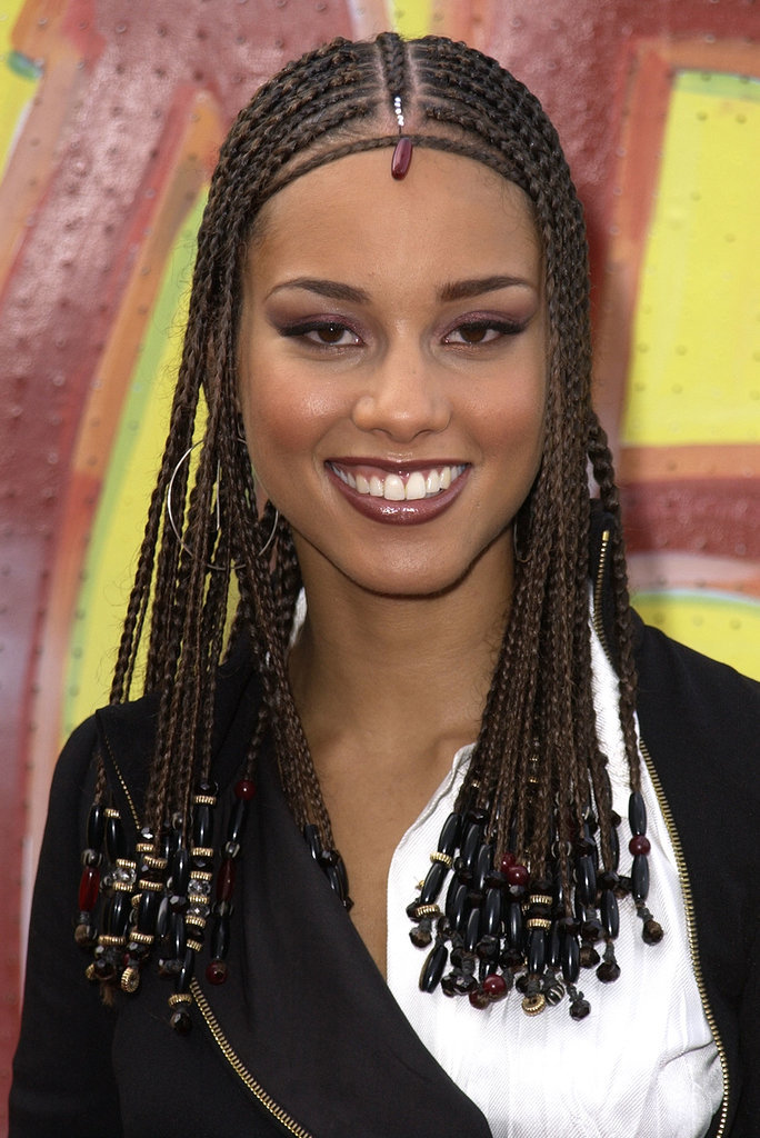 Will Alicia Keys Bring Back Her Iconic Braids For Baby Number Two?