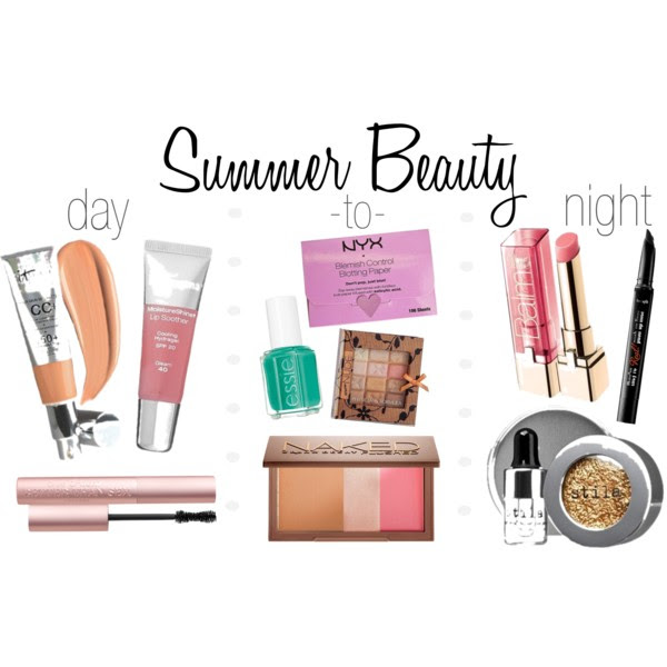Summer Beauty Day to Night