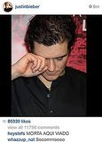 Justin Bieber posts Orlando Bloom crying photo on Instagram