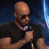 "Vin Diesel Singing Sam Smith's ""Stay With Me"" 