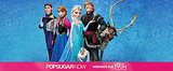 Today on POPSUGAR Now: Once Upon a Time Gets Frozen
