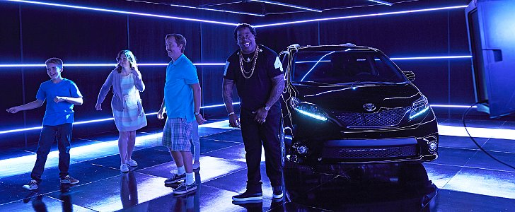 """Get a Sneak Peek at Toyota's New """"Swagger Wagon"""" Video With Busta Rhymes"""