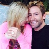 Avril Lavigne And Chad Kroeger First Anniversary Ring