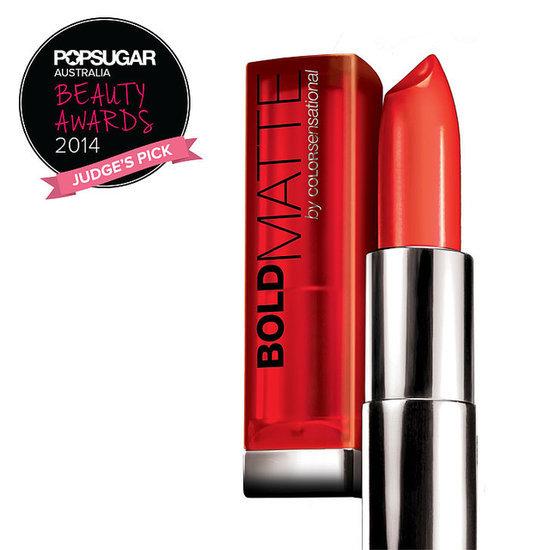 Best Lip Product in POPSUGAR Australia Beauty Awards 2014
