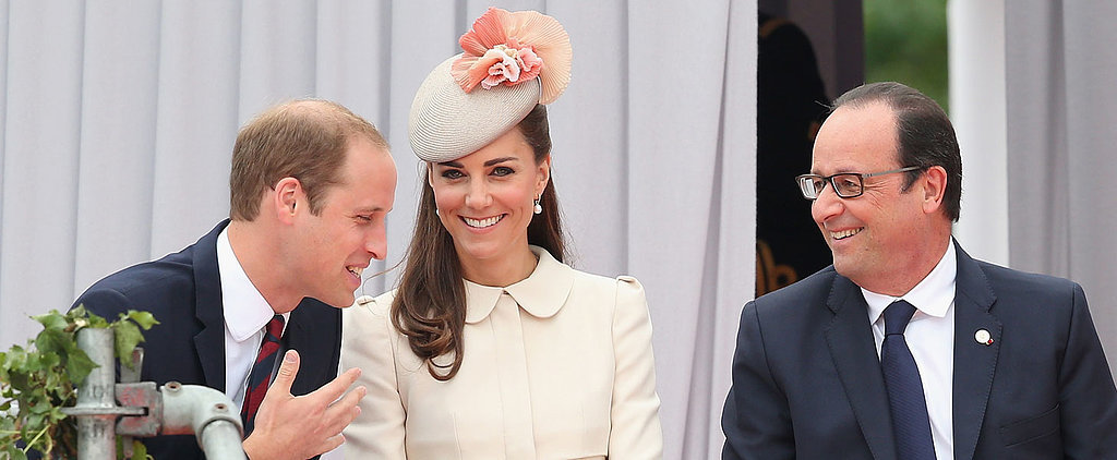 Kate Middleton Just Made Sweet Collared Dresses a Thing