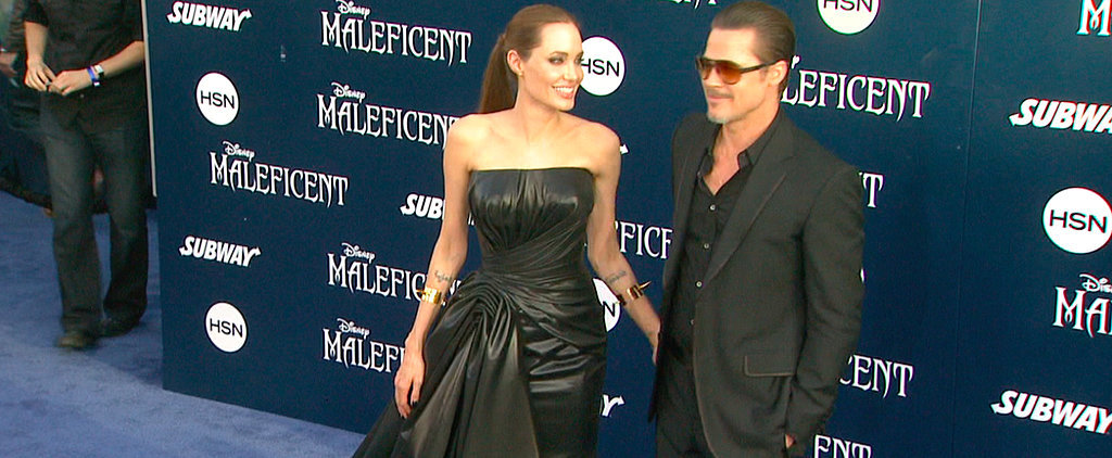 Angelina Reveals Brad's Most Romantic Gesture Yet