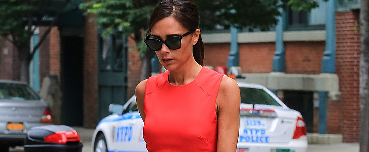 Victoria Beckham's Closet's Up For Grabs — Right Now