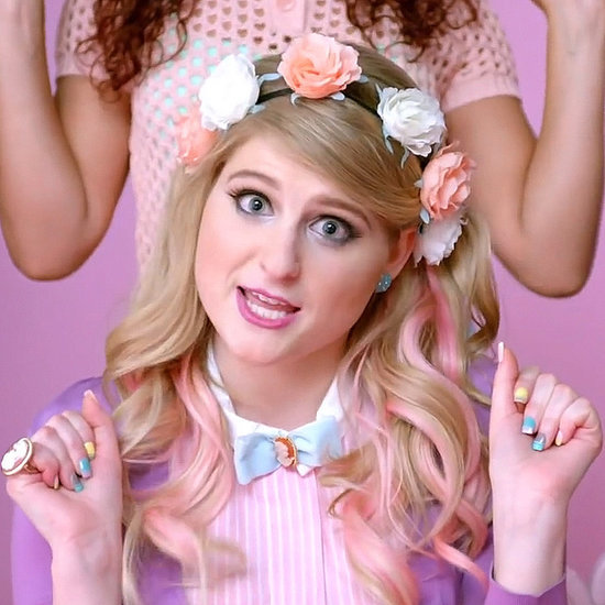 "Meghan Trainor's ""All About That Bass"" Music Video"