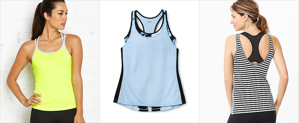 Summer's Hottest Tank Tops Won't Cost You More Than $25