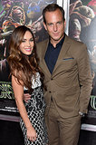 Megan Fox and Will Arnett paired up for the NYC premiere of Teenage Mutant Ninja Turtles on Wednesday.