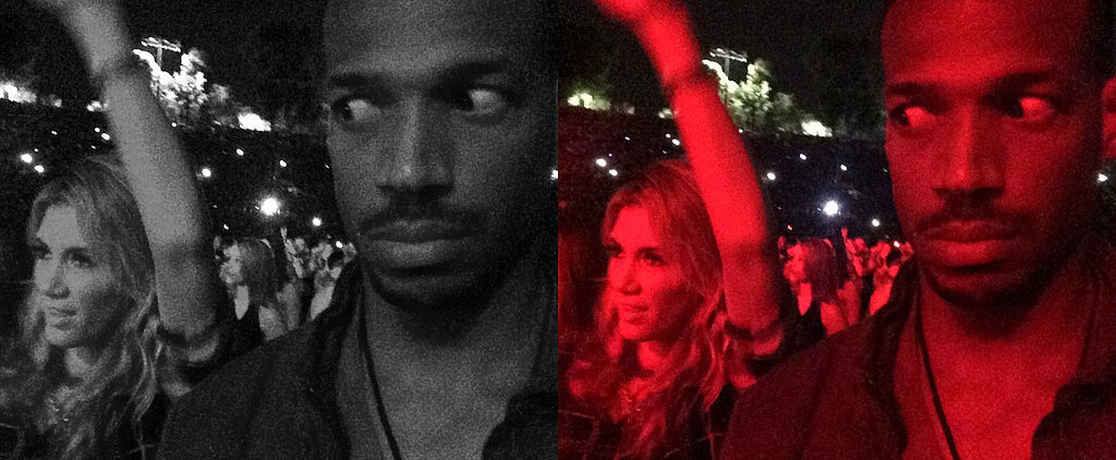 Marlon Wayans Won't Stop Posting About Delta Goodrem