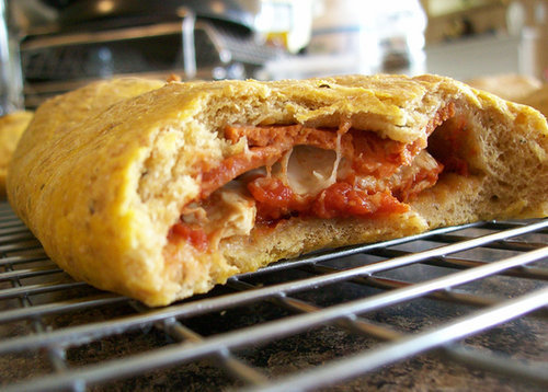 Easy Pizza Roll