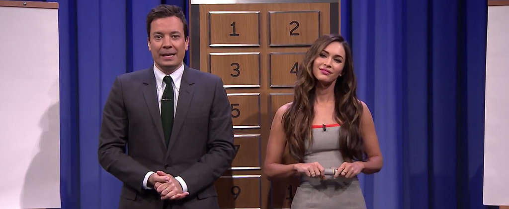 Trust Us, You Don't Want to Get Caught Playing Pictionary Against Megan Fox